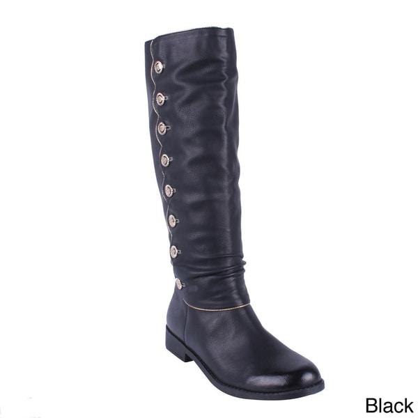 DBDK Women's 'Ketisa-1' Riding Boots