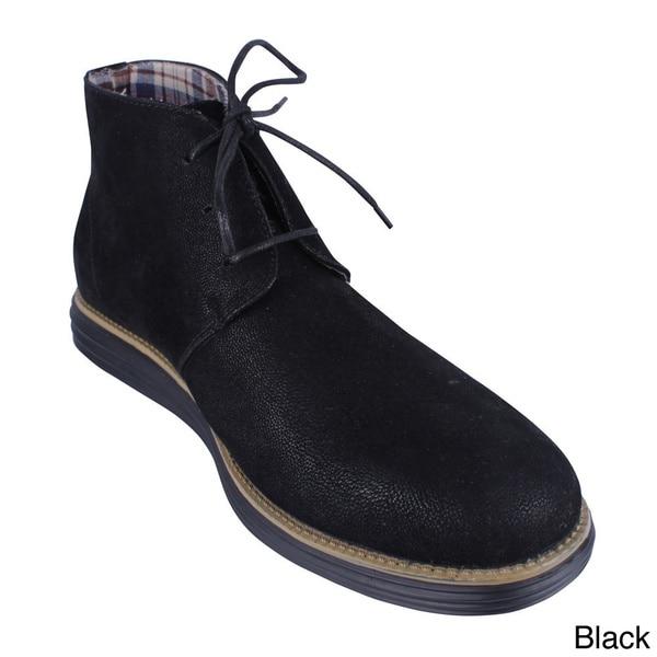 J'S AWAKE 'Henry-26' Men's Oxford Shoes