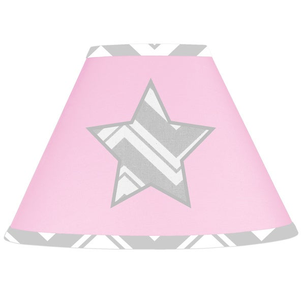 Sweet JoJo Designs Chevron Lamp Shade