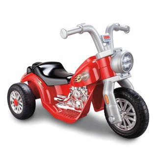Fisher-Price Power Wheels Harley-Davidson Lil' Harley