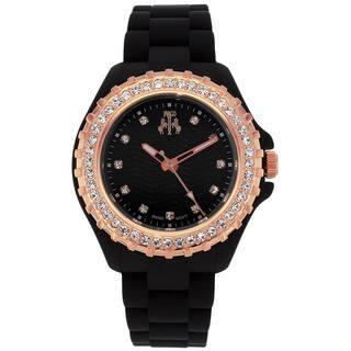 Jivago Women's 'Cherie' Stainless Steel Watch|https://ak1.ostkcdn.com/images/products/8342870/Jivago-Womens-Cherie-Stainless-Steel-Watch-P15653350.jpg?impolicy=medium