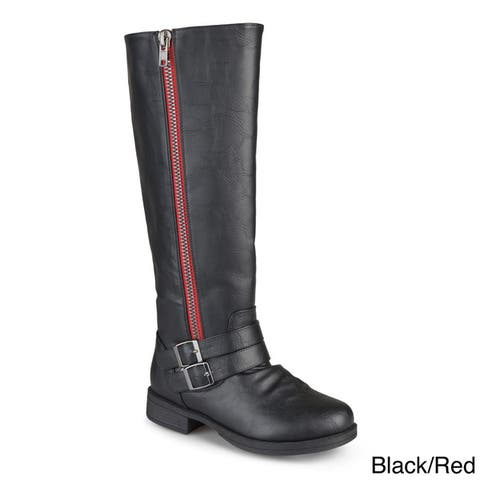 34f496f65c4 Buy Size 11 Red Women's Boots Online at Overstock | Our Best Women's ...