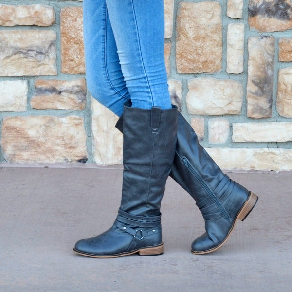 Shop Journee Collection Women's 'Walla' Regular and Wide