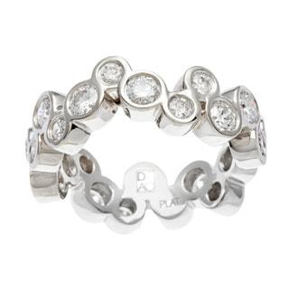 Neda Behnam Platinum 1 1/2ct TDW 'Bubble' Ring (H-I, SI1-SI2)