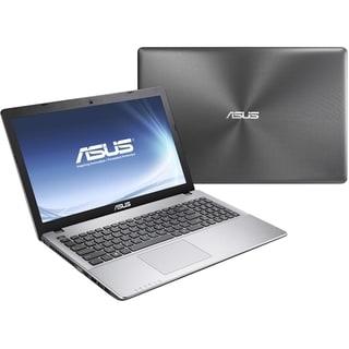 "Asus K550CA-DH31T 15.6"" Touchscreen Notebook - Intel Core i3 i3-3217U"