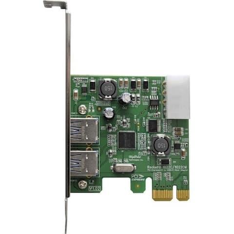 HighPoint RocketU 1022C USB 3.0 HBA