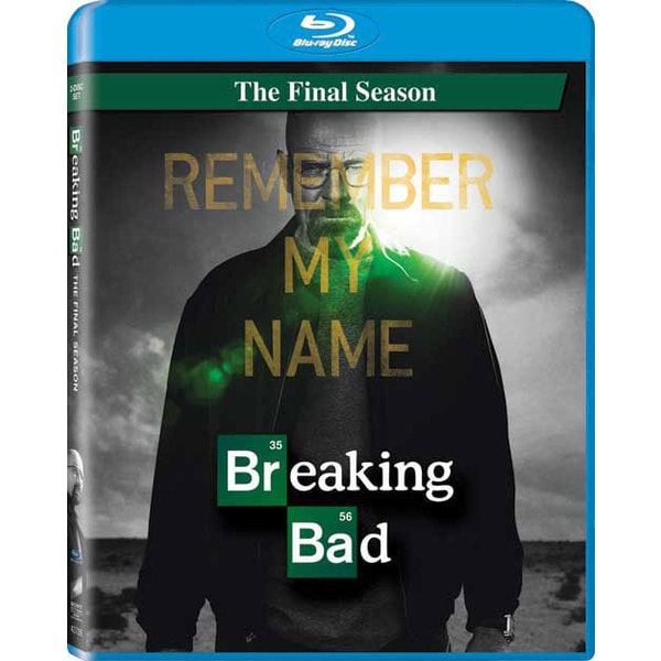 Breaking Bad: The Final Season (Blu-ray Disc)