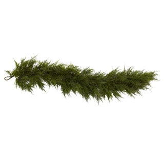 60-inch Cedar Decorative Garland