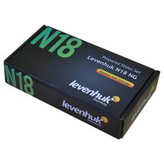 Levenhuk N18 NG Prepared Slides Set