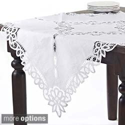 Bianca Battenberg Table Topper or Napkin Sets (set of 6)