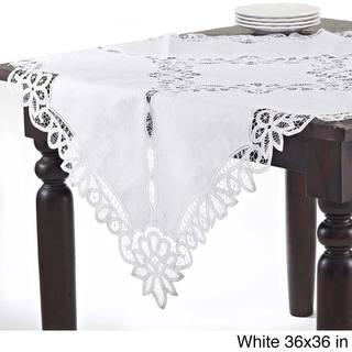 Bianca Battenberg Table Topper or Napkin Sets (set of 6)