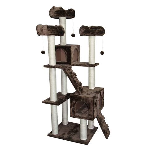 Kitty Mansions Bel Air Cat Tree Furniture