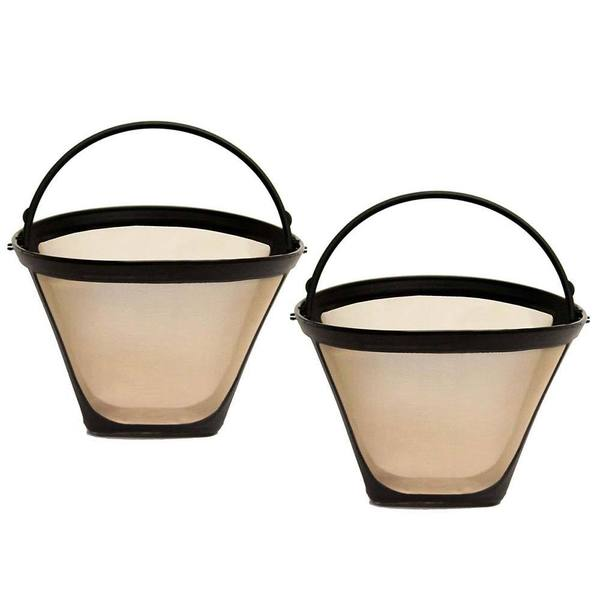 Cuisinart GTF-C Goldtone Cone Coffee Filters (Pack of 2)