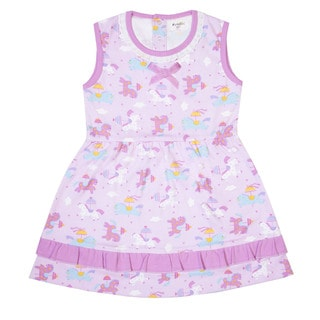 Funkoos Carousel Pony Organic Cotton Dress