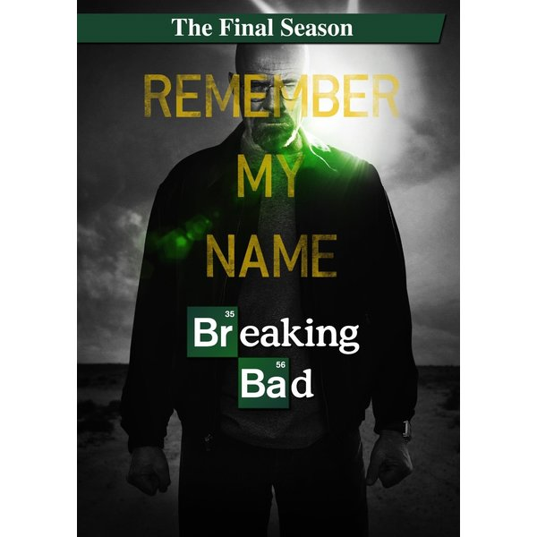 Breaking Bad: The Final Season (DVD)