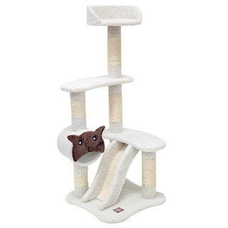 Majestic Pet Sherpa Bungalow Cat Tree