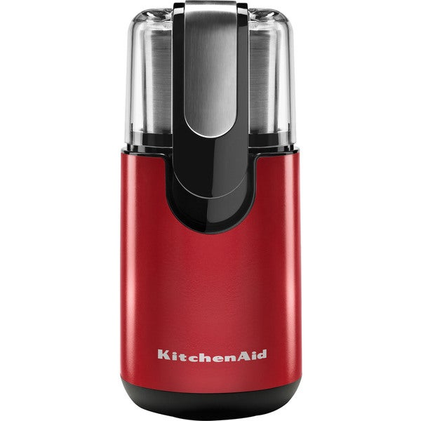 KitchenAid BCG111ER Empire Red Blade Coffee Grinder