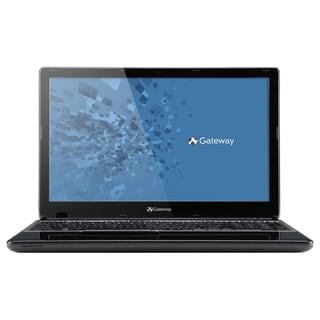 "Gateway NE52213u-12504G50Mnsk 15.6"" LCD Notebook - AMD E-Series E1-25"