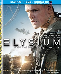 Elysium (Blu-ray/DVD)