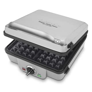 Cuisinart WAF-300 Belgian Waffle Maker with Pancake Plates|https://ak1.ostkcdn.com/images/products/8345054/Cuisinart-WAF-300-Belgian-Waffle-Maker-with-Pancake-Plates-P15654961.jpg?impolicy=medium
