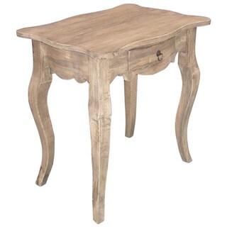 Decorative Natural Rustic Promenade Side Table