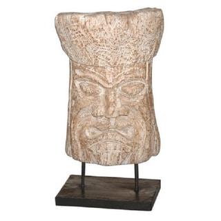Decorative Tribal Natura Accent Sculpture