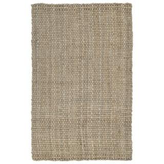 Napa Natural Weave Handmade Jute Rug (1'8 x 2'6')