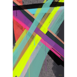 Maxwell Dickson 'Other Spectrum' Abstract Canvas Wall Art