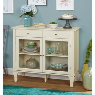 Simple Living Layla Antique Buffet - N/A