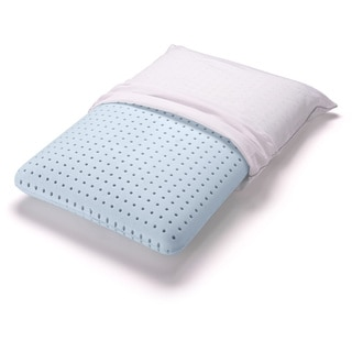 Dream Form Gel Memory Foam Pillow (1 or 2-pack)