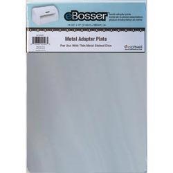 Craftwell ebosser Metal Adapter Plate -, Grey (Fabric)