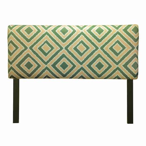 Upholstered Nouveau Blush Headboard