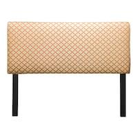 Upholstered Eddy Orange Headboard