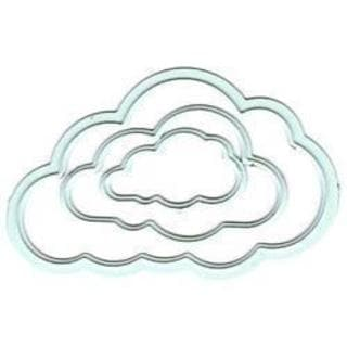 Joy! Crafts Cut & Emboss Dies - Clouds