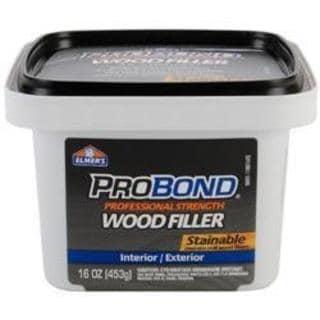 Elmer's Probond Stainable Wood Filler - 16 Ounces