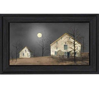 """""""Still of the Night"""" by Billy Jacobs Printed Framed Wall Art"""