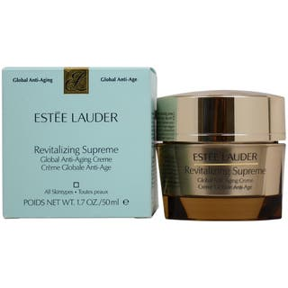 Estee Lauder Revitalizing Supreme Global Anti-Aging 1.7-ounce Cream|https://ak1.ostkcdn.com/images/products/8347764/P15657420.jpg?impolicy=medium