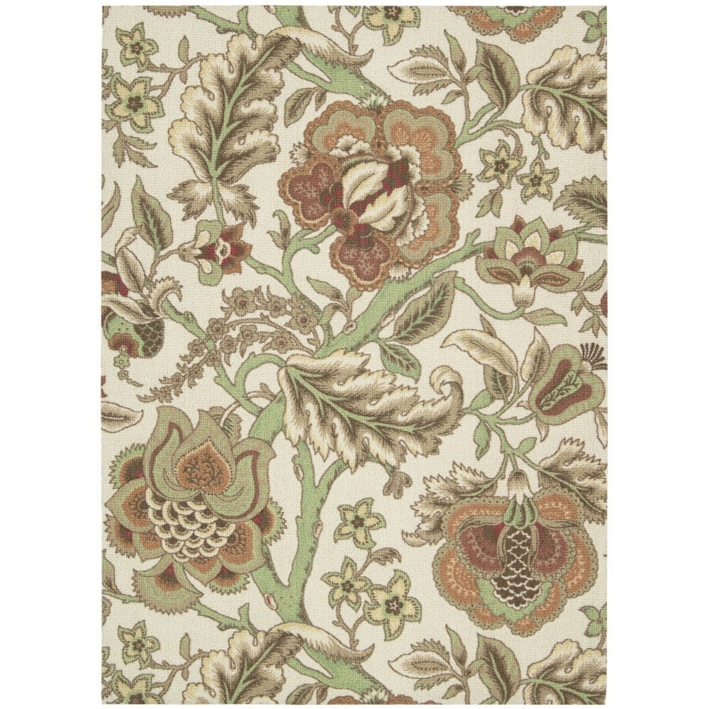 Waverly Global Awakening Imperial Dress Pear Area Rug by ...