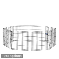 Midwest Black Exercise Pen