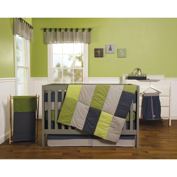 Shop Trend Lab Perfectly Happy 5 Piece Crib Bedding Set