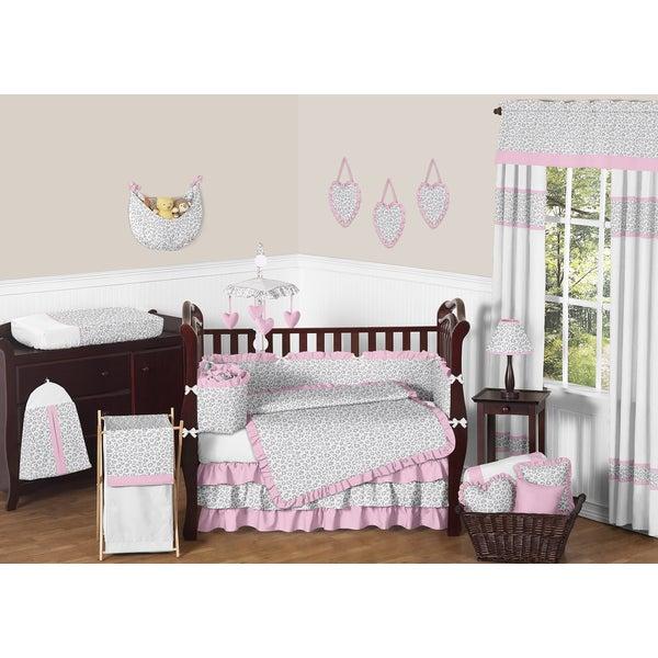 Sweet JoJo Designs Kenya 9-piece Crib Bedding Set