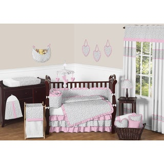 Sweet JoJo Designs Kenya 9-piece Crib Bedding Set