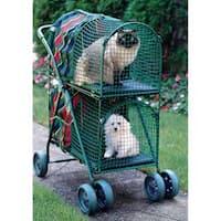 Kittywalk Double Decker Pet Stroller