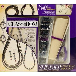 Jewelry Basics Class In A Box Kit - Shimmer|https://ak1.ostkcdn.com/images/products/8348260/P15657775.jpg?impolicy=medium