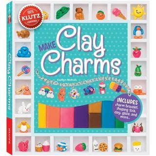 Clay Charms Book Kit -|https://ak1.ostkcdn.com/images/products/8348339/P15657833.jpg?impolicy=medium