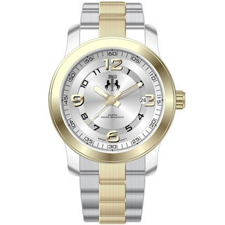 Jivago Women's Infinity Two-tone Stainless Steel Watch