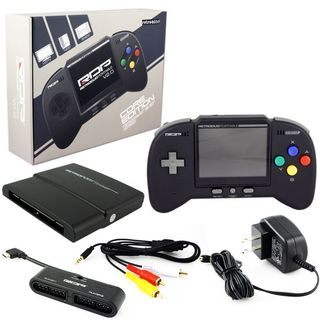 RDP Portable Console Black