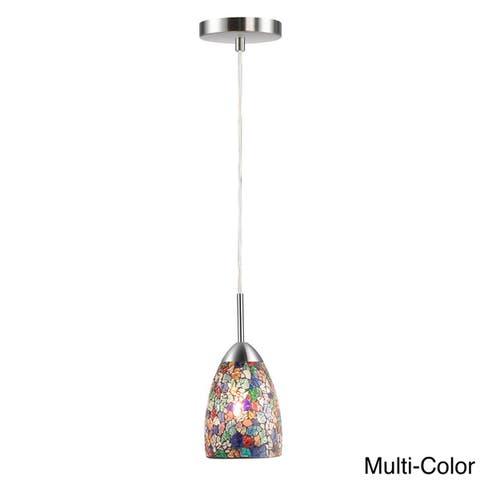 Woodbridge Lighting 13223STN-M20 Venezia Mini-pendant