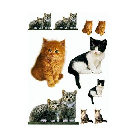 Kitty Wall Decal