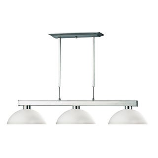 Cobalt 3-light Billiard Fixture